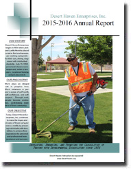 Annual Report for 2015-2016