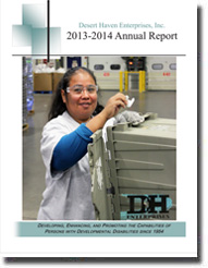 Annual Report for 2013-2014